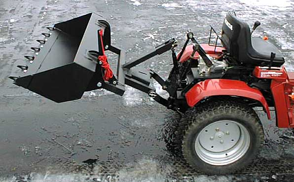 Honda H5013 Garden Tractor